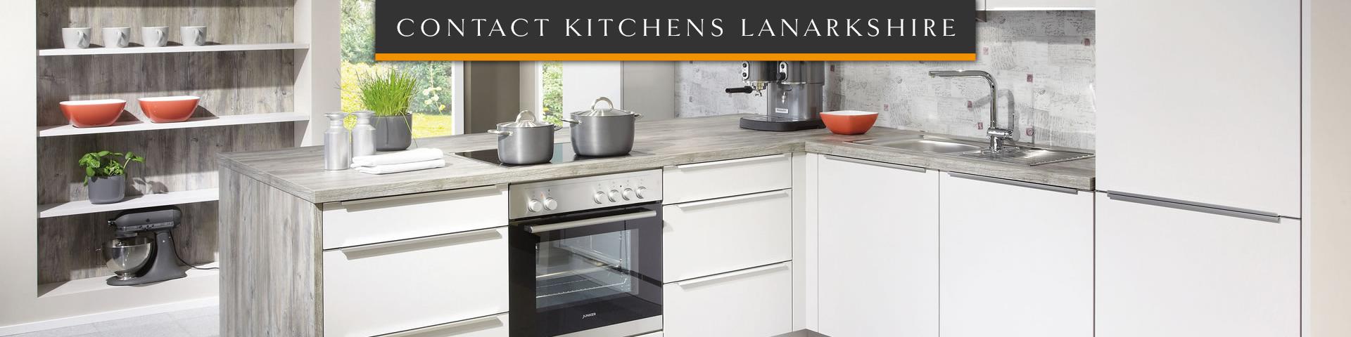 Contact Kitchens Lanarkshire
