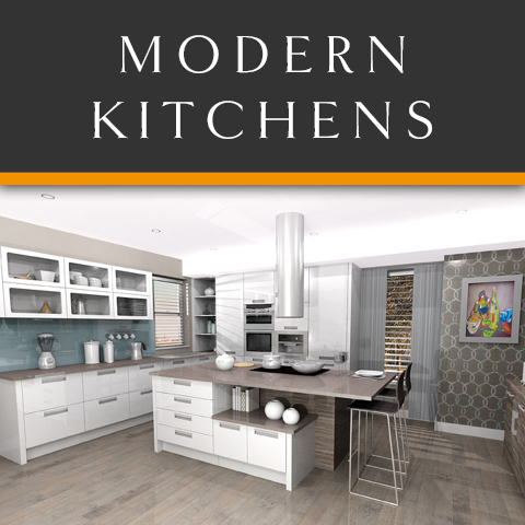 Modern Kitchens Lanarkshire