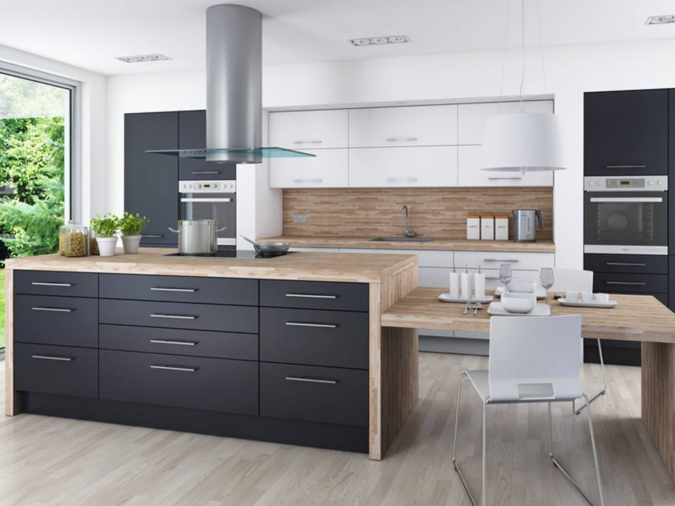 Bespoke kitchens made to measure kitchens lanarkshire for Bespoke kitchen ideas