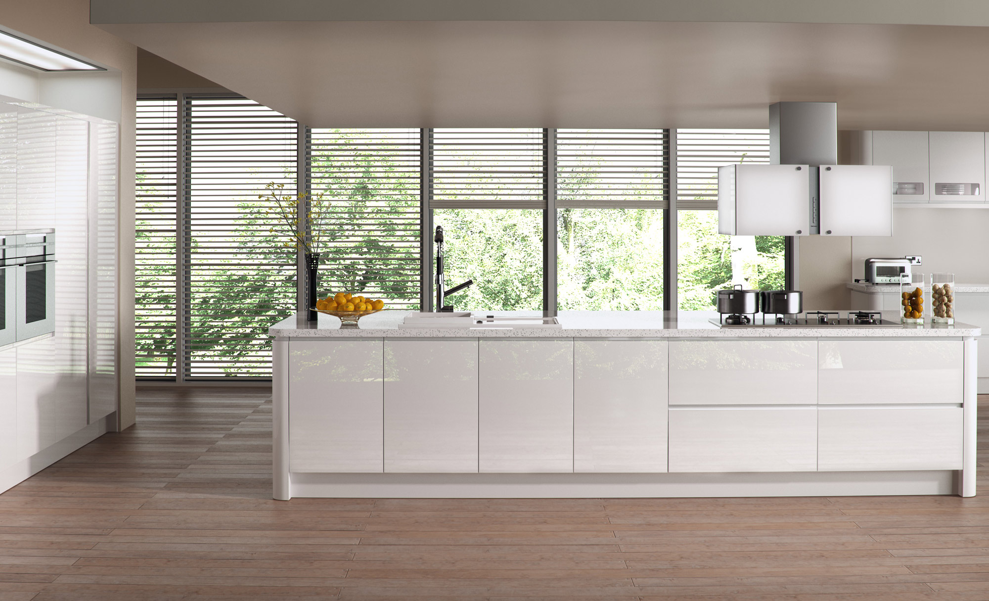German Kitchen Design Glasgow