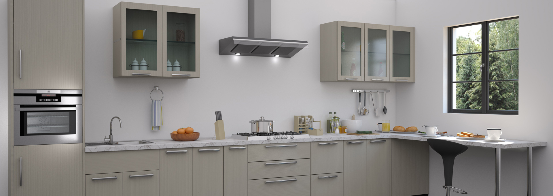 Kitchens lanarkshire local fully fitted kitchens for Kitchen ideas glasgow